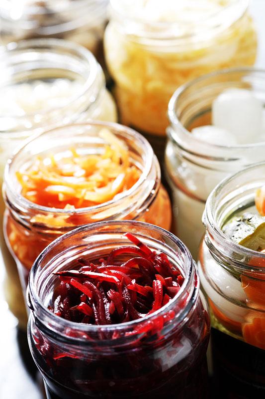 Curso Online El arte de conservar frutas y verduras