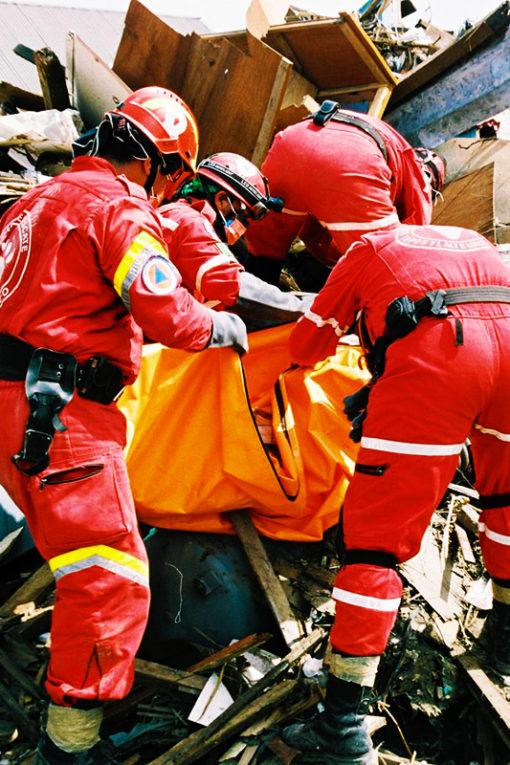 Curso Online de Intervención psicosocial en situaciones de emergencias y desastres
