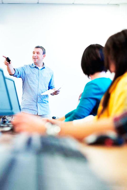Curso Online de Formador ocupacional