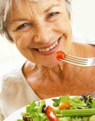 Curso de Alimentación del anciano
