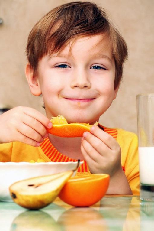 Curso Online de Alimentación durante la etapa preescolar y escolar