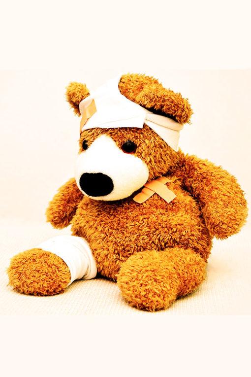 Socorrismo y primeros auxilios en bebés y niños