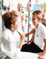 Curso online de Primeros auxilios en el entorno escolar