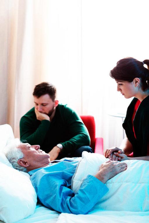 Curso Online Enfermedades terminales y cuidados paliativos