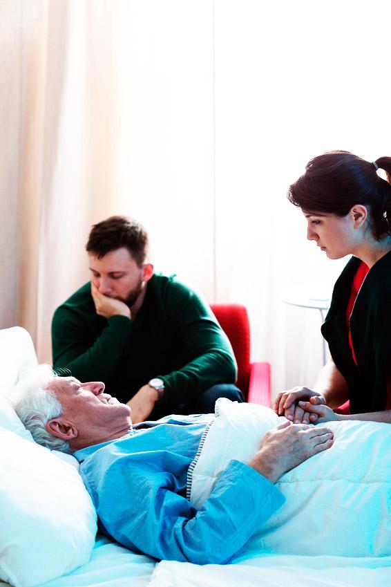 Curso online Homologado Enfermedades terminales y cuidados paliativos