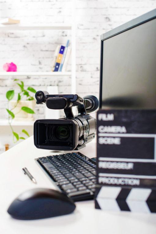Curso online Edición de Vídeo Digital
