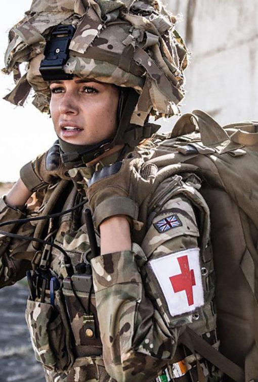 Curso Online Cuerpo Militar de Sanidad: Enfermería