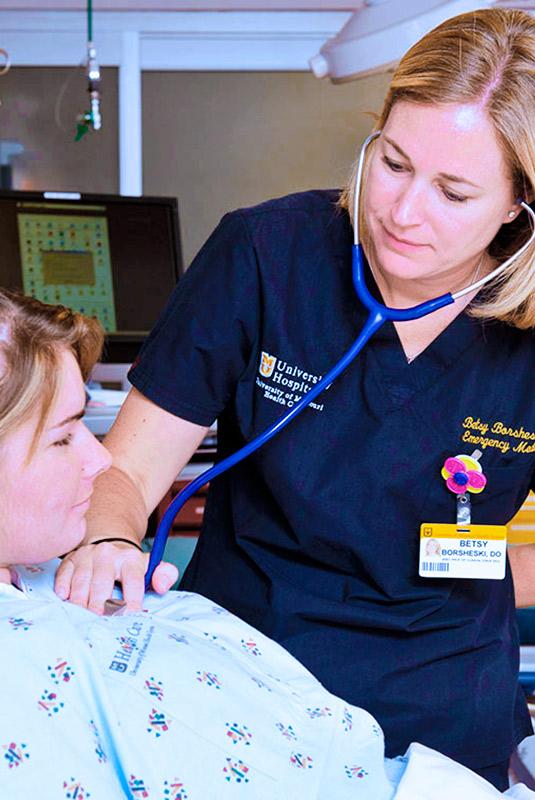 Curso Online de Actuación de Enfermería en Urgencia y Emergencias