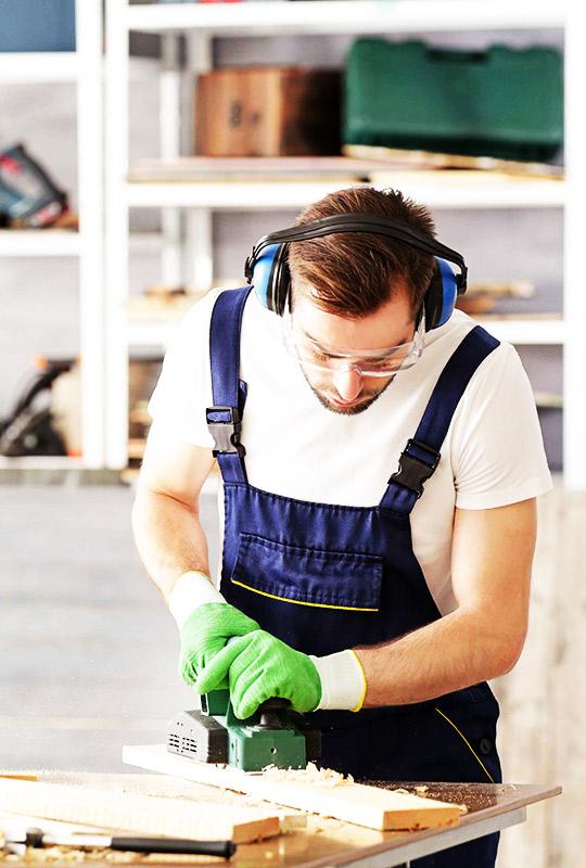 Prevención de Riesgos Laborales para el Sector de la Madera