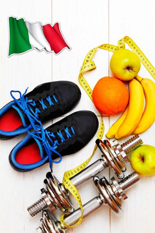 D'Alimentazione e Nutrizione negli Sport
