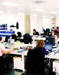 Prevención de Riesgos Laborales para el Sector Oficinas y Despachos