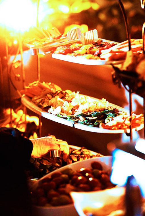 Aprovisionamiento y Montaje para Servicios de Catering