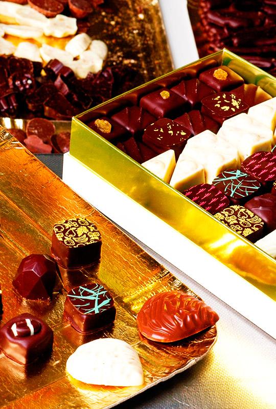Elaboración de Productos de Chocolatería Fina Artesanal