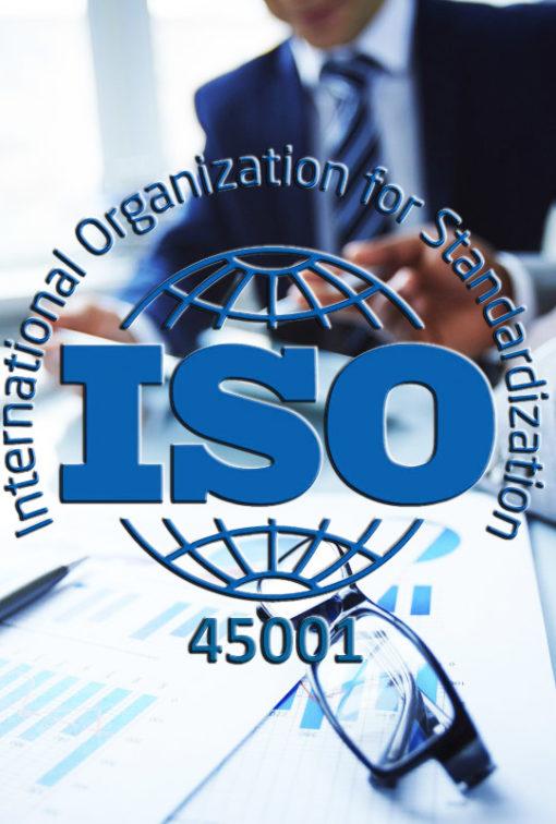 Responsable de Sistema de Gestión de la Seguridad y Salud en el Trabajo según la Norma ISO 45001:2018
