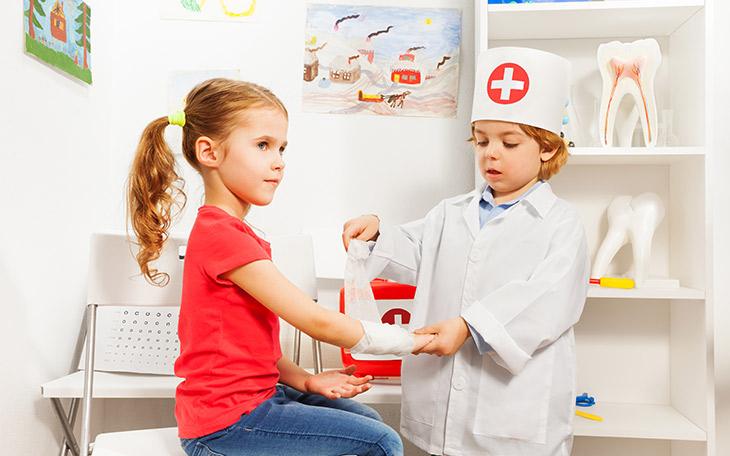 Curso de Primeros Auxilios en Bebés y Niños en Mayo