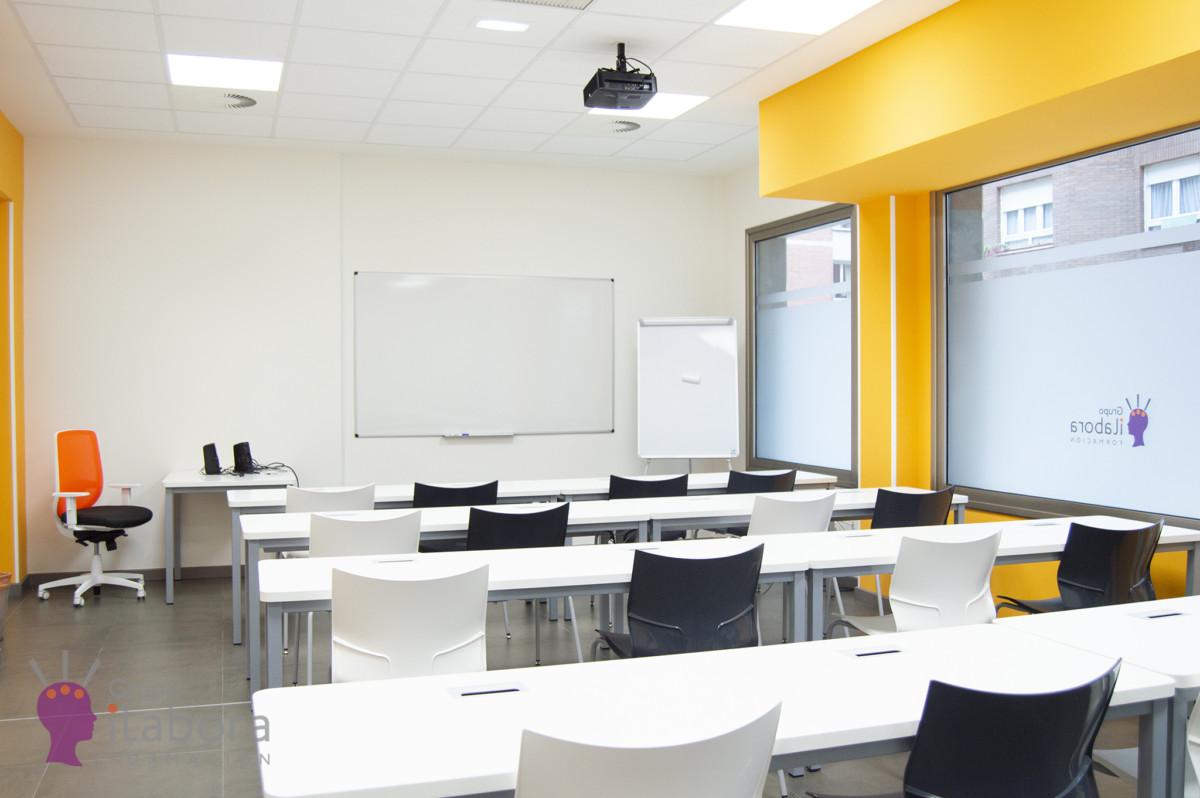 Alquiler de aulas en Gijón