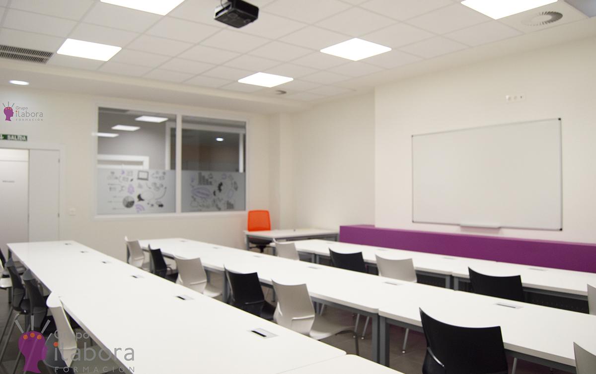 Alquiler de aulas de formación en Asturias