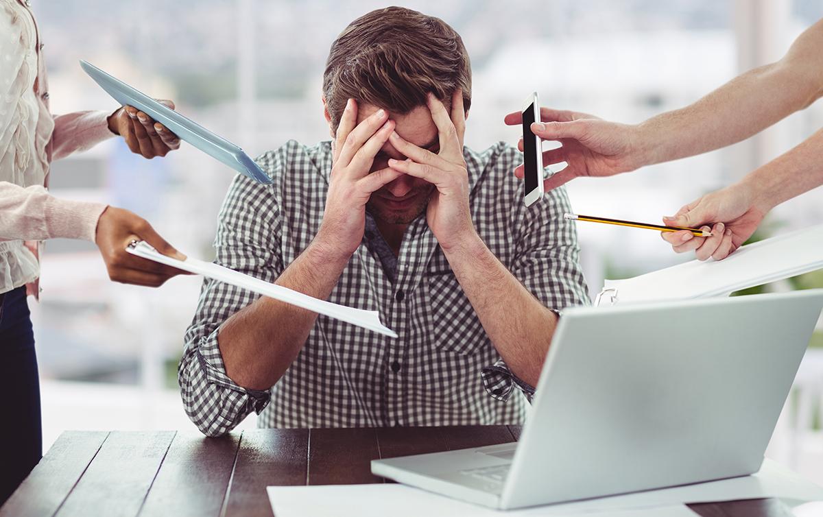 La gestión del estrés