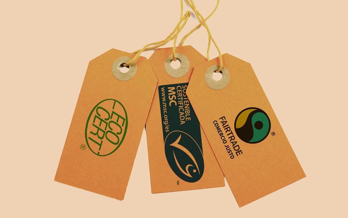 Ecoetiquetas y compra verde