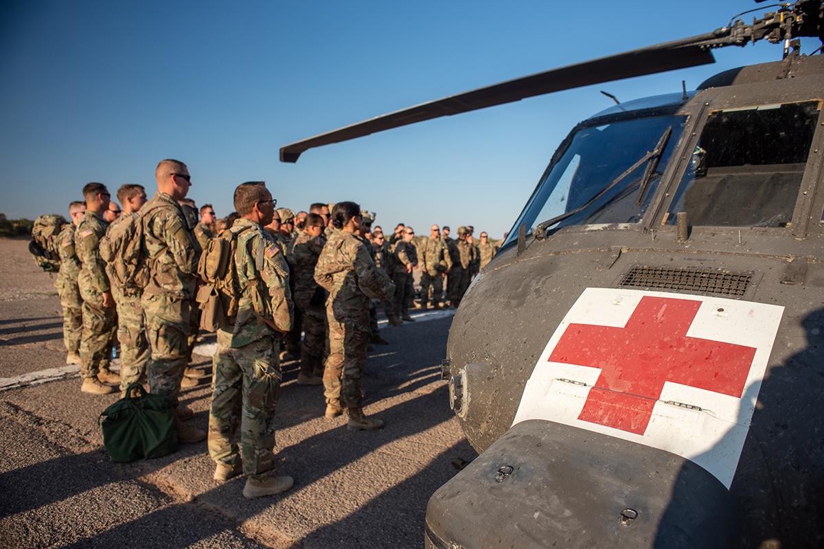 Apertura de Matrícula para Preparación de Oposiciones de Enfermería Militar