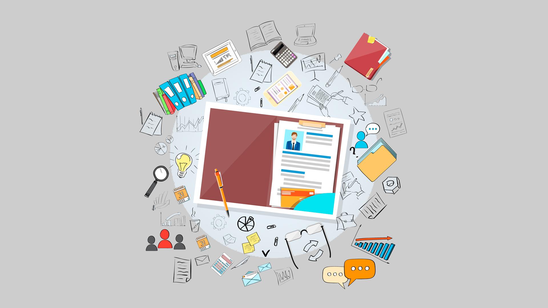 trabaja con nosotros - curriculum - Trabaja con Nosotros